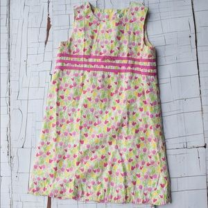 lilly pulitzer dress girls 7